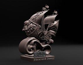 One Piece - Thousand Sunny 3D Printable