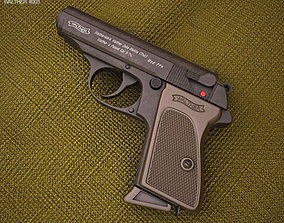 Walther PPK 3D