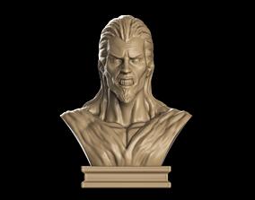 3D print model concept Vampire Bust