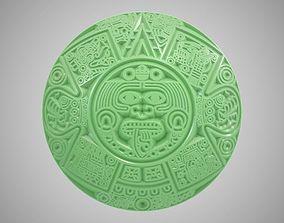 Aztec Wall Decoration 3D printable model