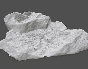 rock 25 3D print model