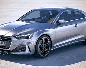 Audi A5 Coupe 2020 3D model