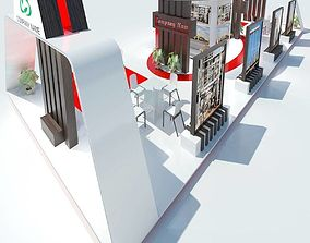 3D Exhibition Stand 32