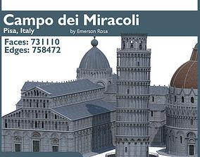 3D Campo dei Miracoli