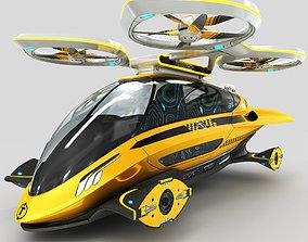 Taxi Individual aircraft 3D model