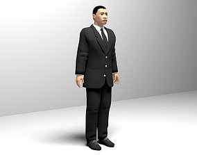 animated Man 3D