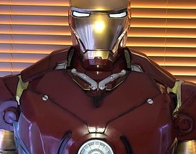 Iron Man MK III Printable Suit 3D