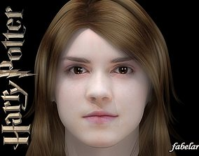 Hermione Granger 3D