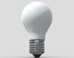 3D model VR / AR ready Light Bulb