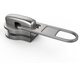 3D model Zipper slider