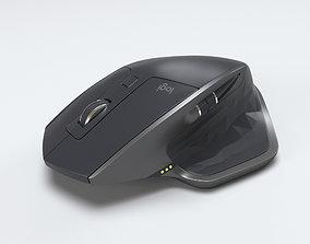 3D Logitech MX Master 2S Mouse