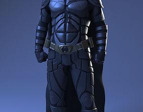 batsuit Batman Dark Knight 3dsmax Scene files