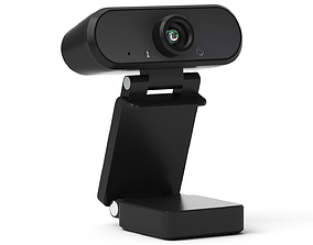 USB Webcam 3D model