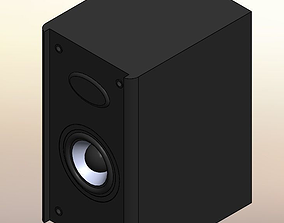 Loudspeakers Front F and D IHOO 5-1 IR 3D model