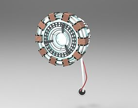 3D Arc reactor of Tony Stark
