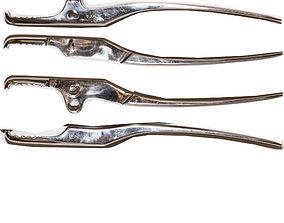 medical instrument 4 3D print model