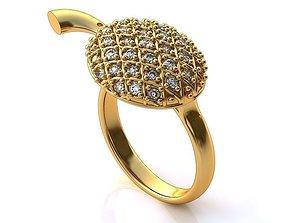 Ring BK056 3D