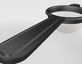 3D print model stainless steel tea infuser