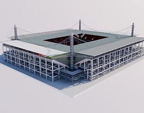 Rhein Energie Stadion - Cologne - Germany 3D model