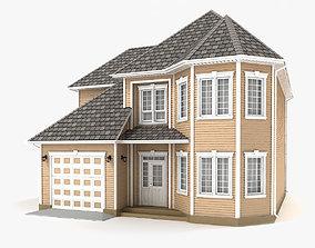 Cottage 74 3D model