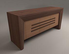 Sideboard 3D cabinet