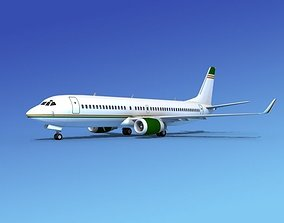 Boeing 737-800 Corporate 3 3D model