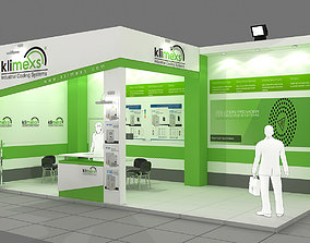 3D Exhibition Stand - ST0049