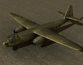 Arado AR 234 Poser Vue 3D