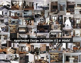 Apartment Design Collection 2 3D model