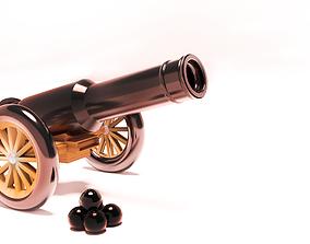 3D cannon ramadan