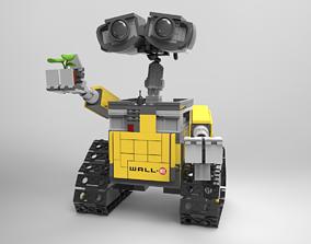 games walle 3D print model