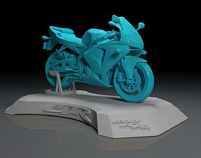 HONDA CBR 600 RR 2004 MOTORCYCLE STL 3D PRINTABLE MODEL