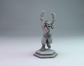 orc jumper 3D print model