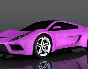 3D model Saleen S5S