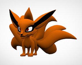Kurama 3D fox