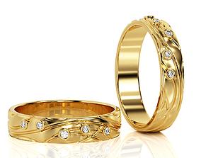 3D printable model Ring Band R BA 0024