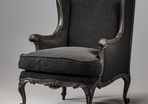 Model armchair  Roberto Giovannini 1009 Bergere