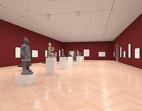 diptych Art Gallery 3D