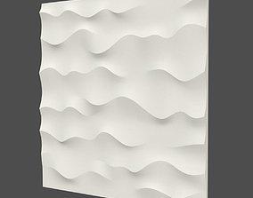 3D printable model new wave panel