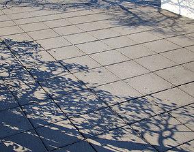 Scanned Seamless Regular Floor Tiles PBR Textures 3D model