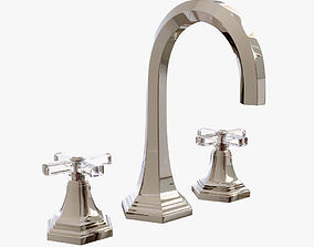 3D model Kallista - For Town Tall Spout Sink Faucet - 1