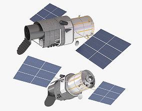 3D model Xuntian Space Telescope Xuntian-1 XT Chinese 1