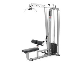 Lat machine Body-Solid SLM-300G-2 3D model