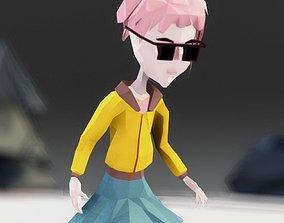Simple Lady Susan 3D model