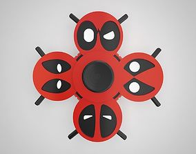 spinner print 3D print model