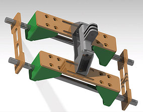 3D print model camera slider V2