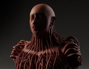 Humanoid Creature 3D