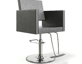 Hair Salon Armchair 3D