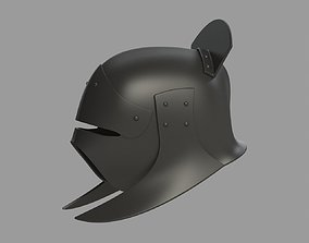 3D printable model Uruk Hai Helmet