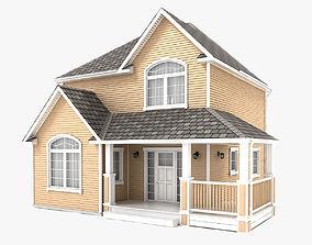 Cottage 56 3D model